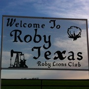 Roby, Texas