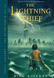 The Lightning Thief (Rick Riordan)