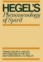 The Phenomenology of Spirit (Georg Hegel)