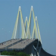 Fred Hartman Bridge, Texas