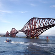 Forth Bridge (Firth of Forth, Scotland)