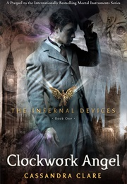 Clockwork Angel (Cassandra Clare)
