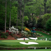 Attend the Masters Golf Tournament / Visit Augusta National