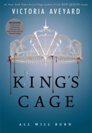 King's Cage (Red Queen #3) (Victoria Aveyard)