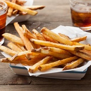 Delaware: Fries With Vinegar