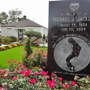Birthplace of Michael Jackson