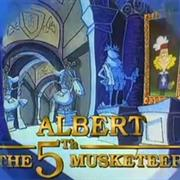 Albert the 5th Musketeer