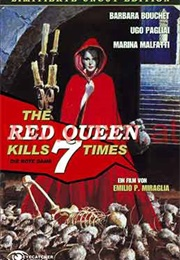 The Red Queen Kills Seven Times (1972)