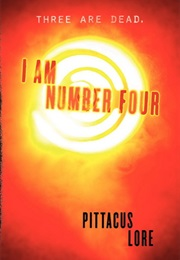 I Am Number Four (Pittacus Lore)