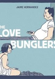 The Love Bunglers (Love and Rockets: New Stories #3-4)