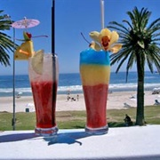 Sip Cocktails in Camps Bay