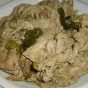Chitterlings (Pig Intestines)