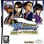 Phoenix Wright : Ace Attorney Trials and Tribulations