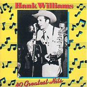 40 Greatest Hits- Hank Williams