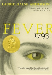 Fever 1793 (Laurie Halse Anderson)