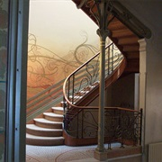 Houses of the Architect Victor Horta (Brussels, Belgium)