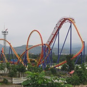 Nitro (Adlabs Imagica, India)