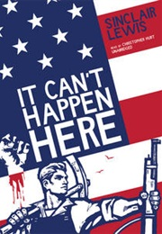 It Can't Happen Here (Sinclair Lewis)