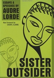 Sister Outsider (Audre Lorde)