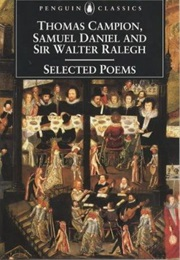 Selected Poems (Campion/Daniel/Ralegh)