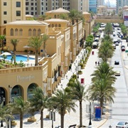 The Walk and Beach at JBR