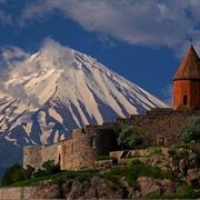 Mt. Ararat, Turkey