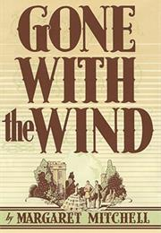 Gone With the Wind – Margaret Mitchell