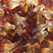 Gummy Cocacola