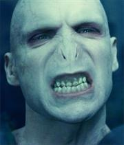 Lord Voldemort - Harry Potter Movies