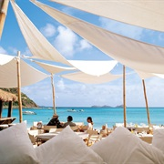 St. Barts, the Carribean