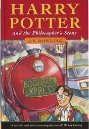 Harry Potter #1: Harry Potter and the Philosophers Stone (J. K. Rowling)