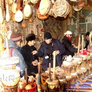 Kashgar's Grand Bazaar, China