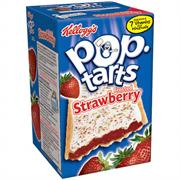 Frosted Strawberry Pop Tart