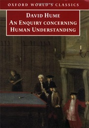 An Enquiry Concerning Human Understanding (David Hume)