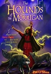 The Hounds of the Morrigan (Pat O'Shea)