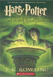 Harry Potter and the Half-Blood Prince (J. K. Rowling)