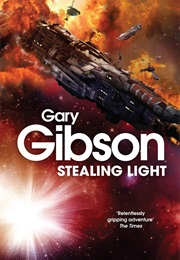Stealing Light (Gary Gibson)