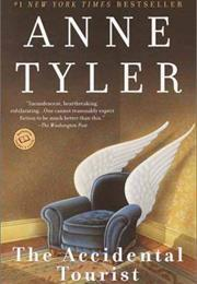 The Accidental Tourist, by Anne Tyler