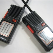 Walkie-Talkies (Not Cellphones)