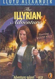 The Illyrian Adventure (Lloyd Alexander)