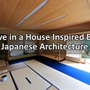 Live in a House Inspired by Japanese Architecture