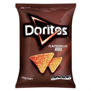 Doritos Corn Chips Bbq