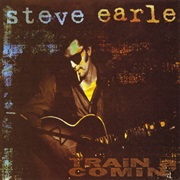 Steve Earle - Train a Comin'