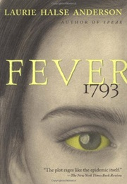 Fever (Laurie Halse Anderson)