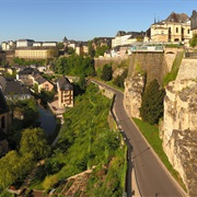 City of Luxembourg (Old Quarters & Fortifications)