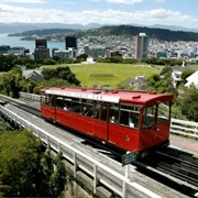 Take a Ride on the Old Wellington Cable Car