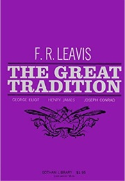 The Great Tradition (FR Leavis)