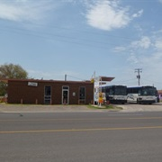 Greyhound Station (Fort Stockton, TX)
