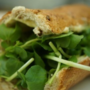 Watercress Sandwich