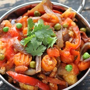 Vegetable Jalfrezi